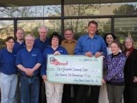 $150,000 Donation to Park & Recreation Community Center